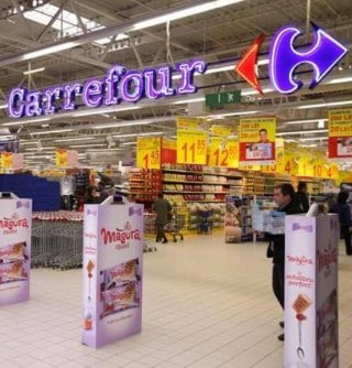 magazin Carrefour Baneasa
