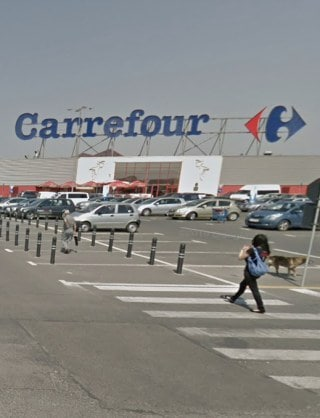 magazin Carrefour Constanta
