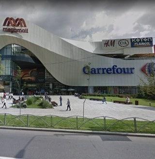magazin Carrefour Mega Mall Bucuresti